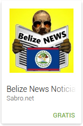 Android APP Belize News, Noticias de Belice